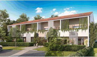 Photo n°2 du Résidence « Villa Twill » programme immobilier neuf en Loi Pinel à Talence