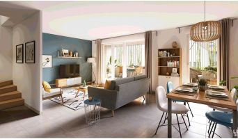 Photo n°3 du Résidence « Villa Twill » programme immobilier neuf en Loi Pinel à Talence