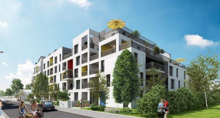 Villenave-d'Ornon programme immobilier neuf « Cornelis