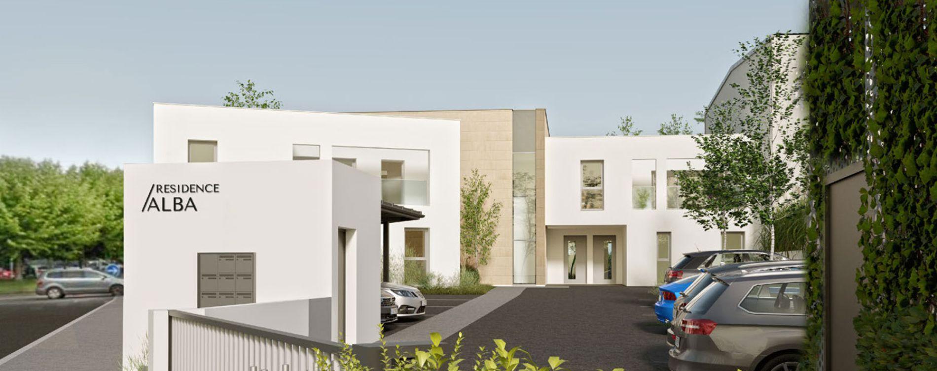 Villenave-d'Ornon : programme immobilier neuve « Alba » en Loi Pinel