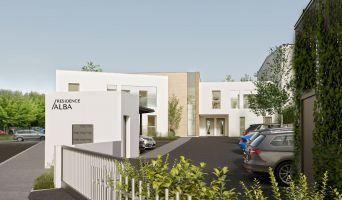 Villenave-d'Ornon : programme immobilier neuf « Alba » en Loi Pinel