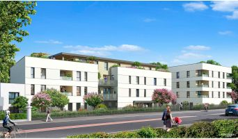 Villenave-d'Ornon programme immobilier neuve « Arborescence » en Loi Pinel  (2)