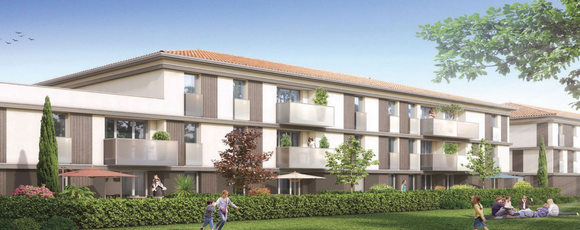 Résidence Caudalie à Villenave-d'Ornon