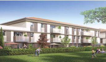 Photo du Résidence « Caudalie » programme immobilier neuf en Loi Pinel à Villenave-d'Ornon