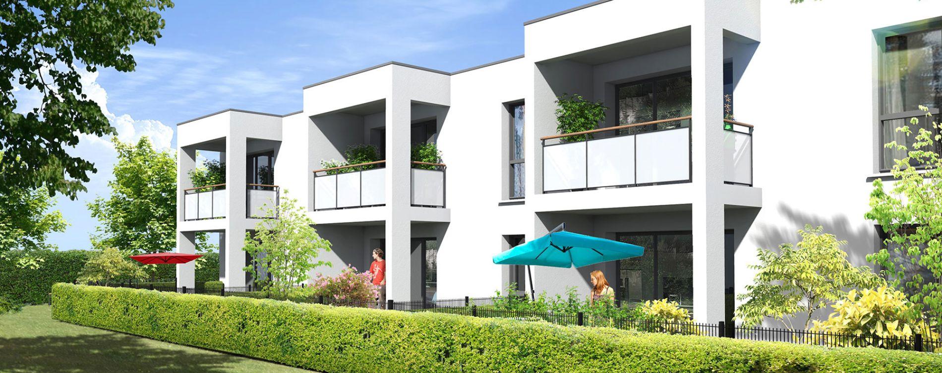 Villenave-d'Ornon : programme immobilier neuve « Clos du Golf 2 » en Loi Pinel