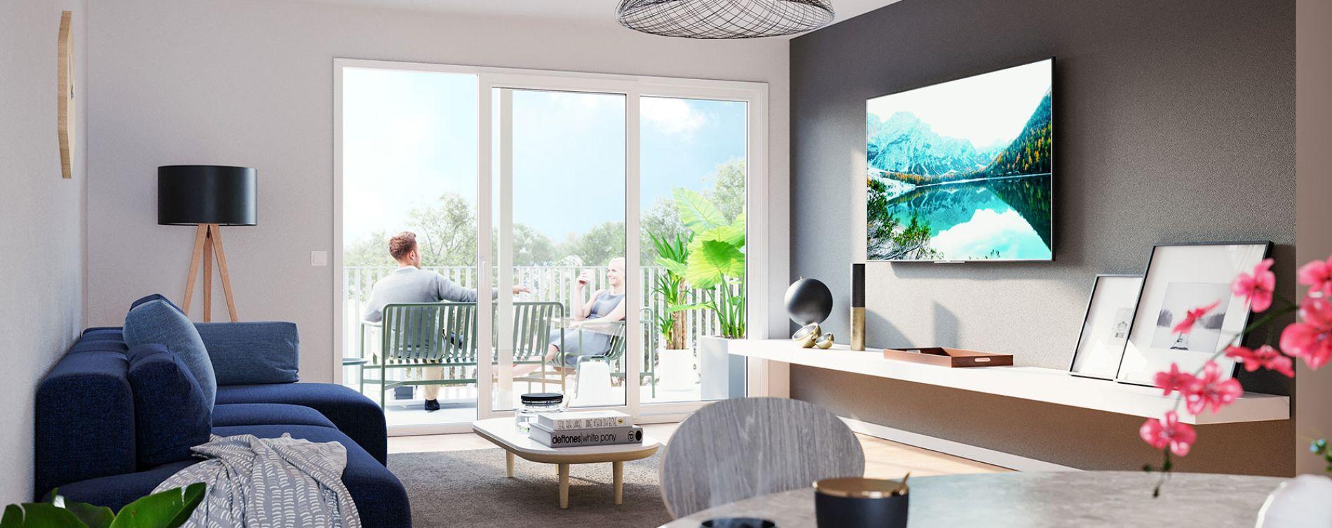 Villenave-d'Ornon : programme immobilier neuve « Confidentiel » en Loi Pinel (3)