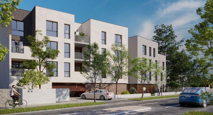 Villenave-d'Ornon : programme immobilier neuf « Confidentiel » en Loi Pinel