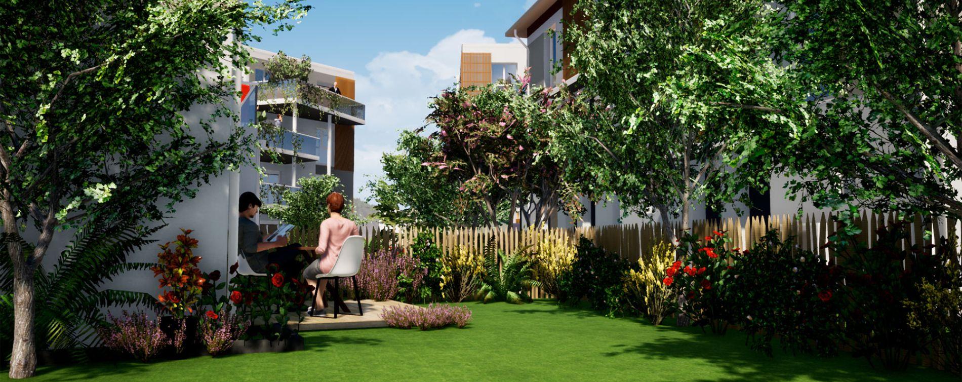 Villenave-d'Ornon : programme immobilier neuve « Domaine de Beunon » en Loi Pinel (4)