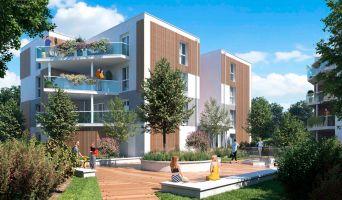 Villenave-d'Ornon : programme immobilier neuf « Domaine de Beunon » en Loi Pinel
