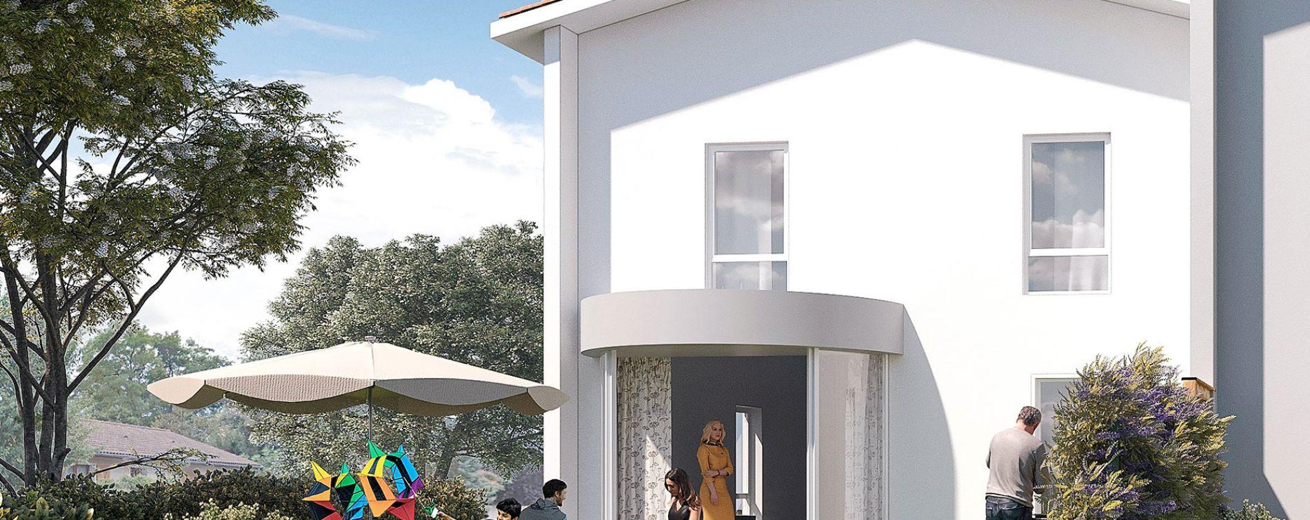 Résidence Garden VO à Villenave-d'Ornon