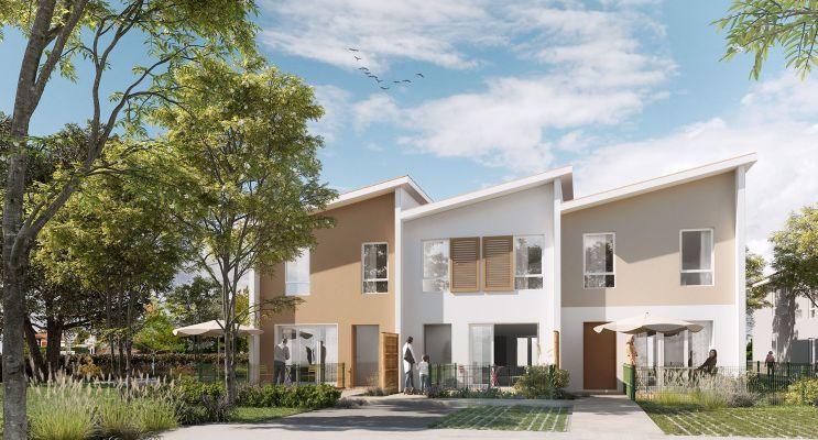 Photo n°1 du Résidence « Garden Vo » programme immobilier neuf en Loi Pinel à Villenave-d'Ornon