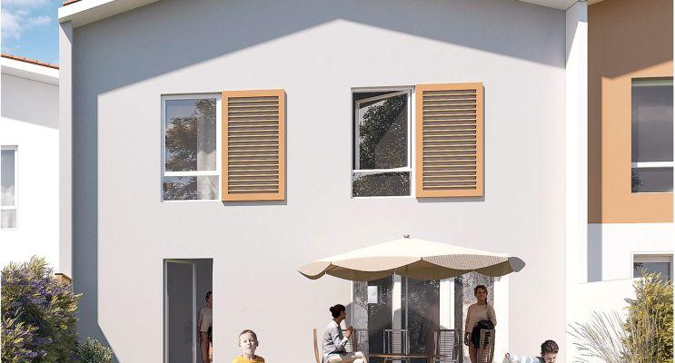 Photo n°3 du Résidence « Garden Vo » programme immobilier neuf en Loi Pinel à Villenave-d'Ornon