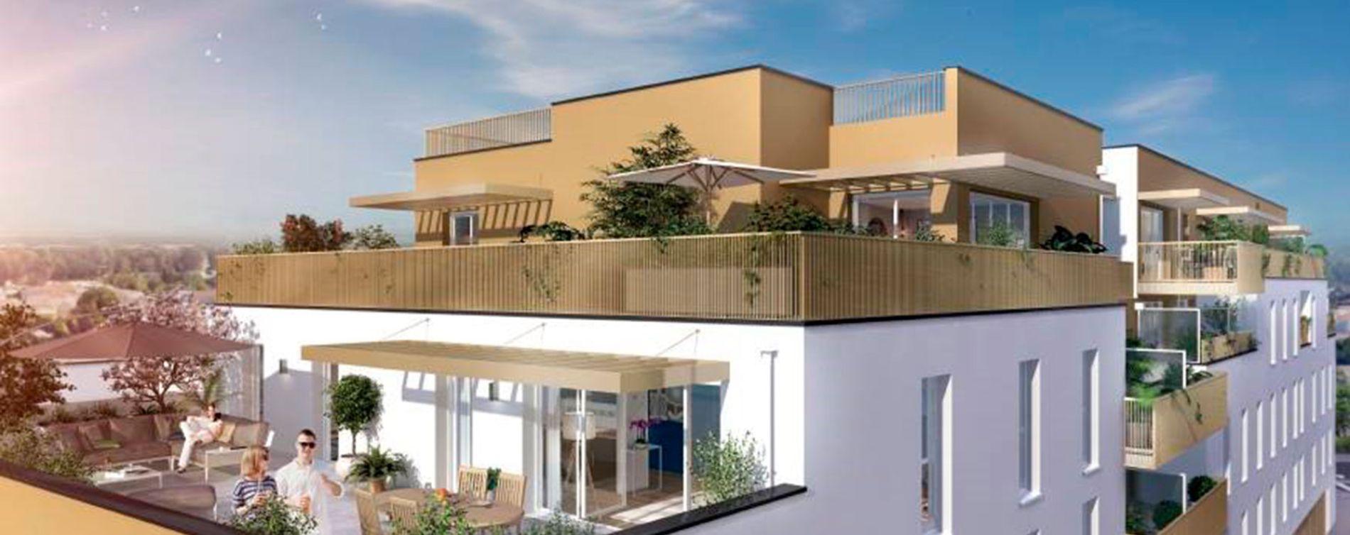 Villenave-d'Ornon : programme immobilier neuve « Gavarnie » en Loi Pinel (4)