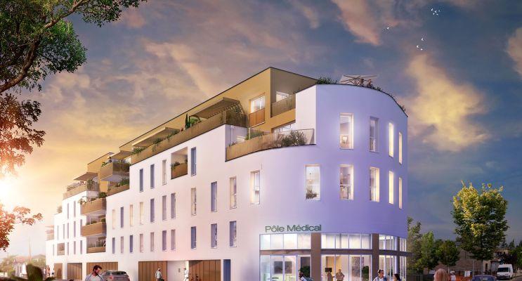 Photo du Résidence « Gavarnie » programme immobilier neuf en Loi Pinel à Villenave-d'Ornon