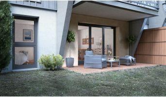 Photo n°2 du Résidence « Hestia » programme immobilier neuf en Loi Pinel à Villenave-d'Ornon