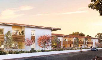 Photo n°1 du Résidence « Ivory » programme immobilier neuf en Loi Pinel à Villenave-d'Ornon