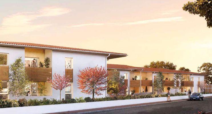 Résidence « Ivory » programme immobilier neuf en Loi Pinel à Villenave-d'Ornon n°1