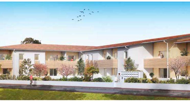 Résidence « Ivory » programme immobilier neuf en Loi Pinel à Villenave-d'Ornon n°2
