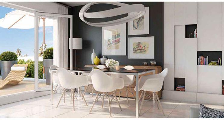 Résidence « Ivory » programme immobilier neuf en Loi Pinel à Villenave-d'Ornon n°3