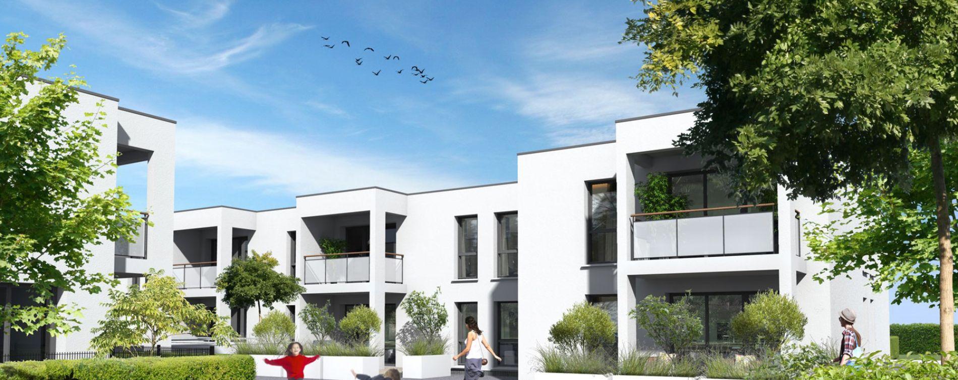 Villenave-d'Ornon : programme immobilier neuve « Le Clos du Golf » en Loi Pinel
