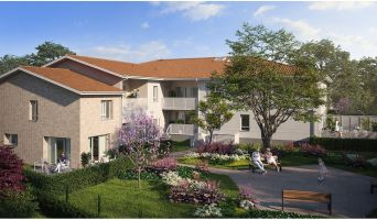Photo du Résidence « Le Jardin d'Amanieu » programme immobilier neuf en Loi Pinel à Villenave-d'Ornon
