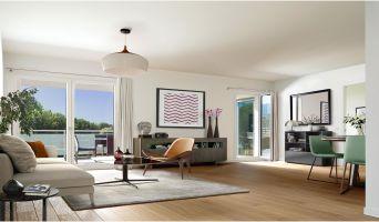 Villenave-d'Ornon programme immobilier neuve « Le Métropolitain »  (3)