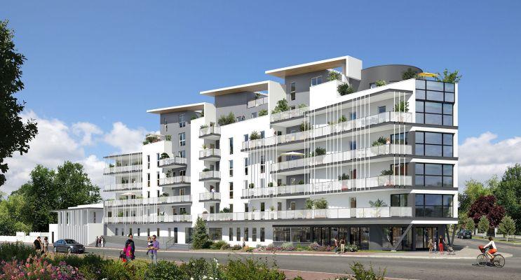Photo du Résidence « Le Métropolitain » programme immobilier neuf en Loi Pinel à Villenave-d'Ornon
