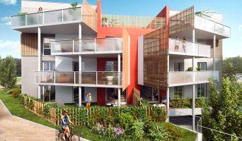 Photo du Résidence « Les Jardins de Beunon » programme immobilier neuf en Nue Propriété à Villenave-d'Ornon