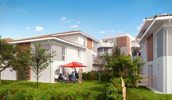 Villenave-d'Ornon programme immobilier neuve « Les Jardins de Beunon »  (2)