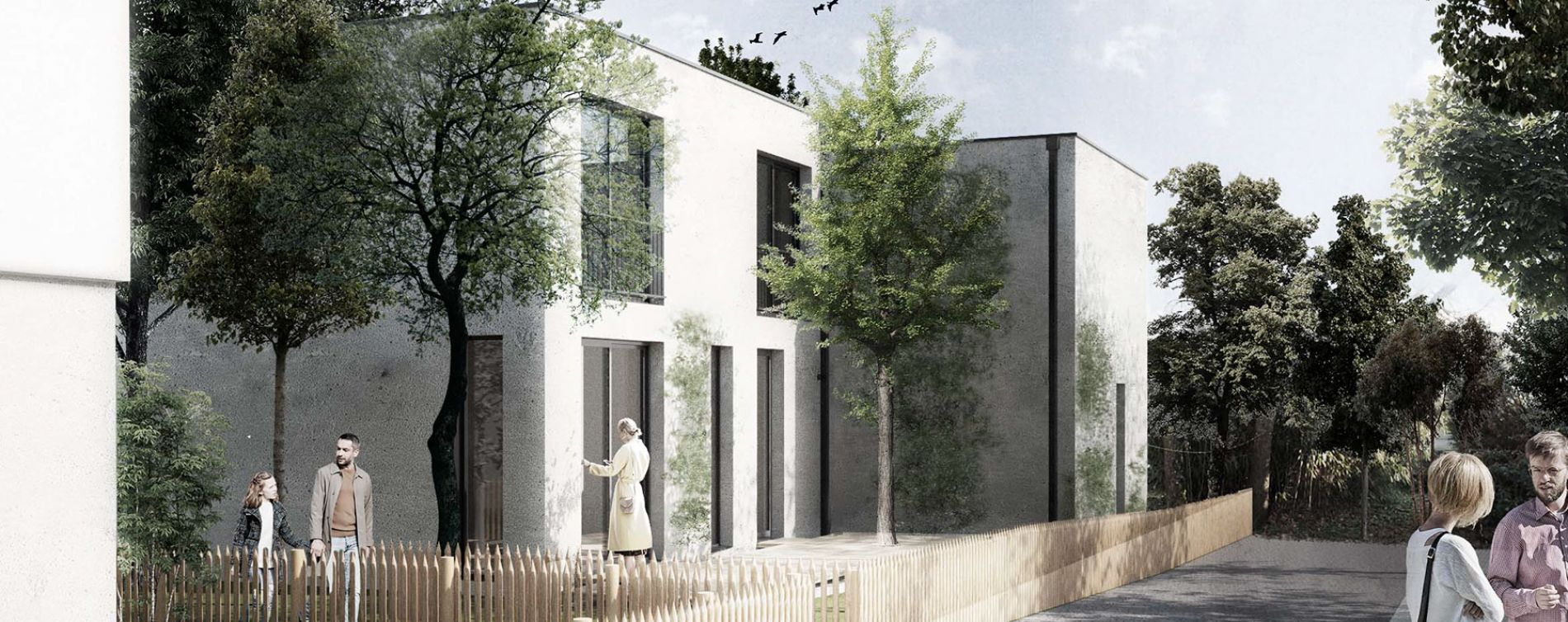 Résidence Les Jardins de l'Ombrière à Villenave-d'Ornon