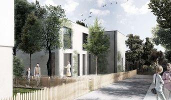 Résidence « Les Jardins De L'Ombrière » programme immobilier neuf en Loi Pinel à Villenave-d'Ornon