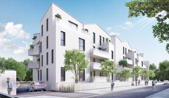 Villenave-d'Ornon programme immobilier neuve « Les Lacs » en Loi Pinel