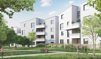 Villenave-d'Ornon programme immobilier neuve « Les Lacs » en Loi Pinel  (2)