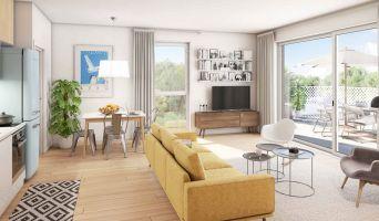 Villenave-d'Ornon programme immobilier neuve « Les Lacs » en Loi Pinel  (3)