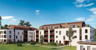Résidence « Les Terrasses de Leyran » (réf. 214030)à Villenave D'Ornon, quartier Le Bocage réf. n°214030
