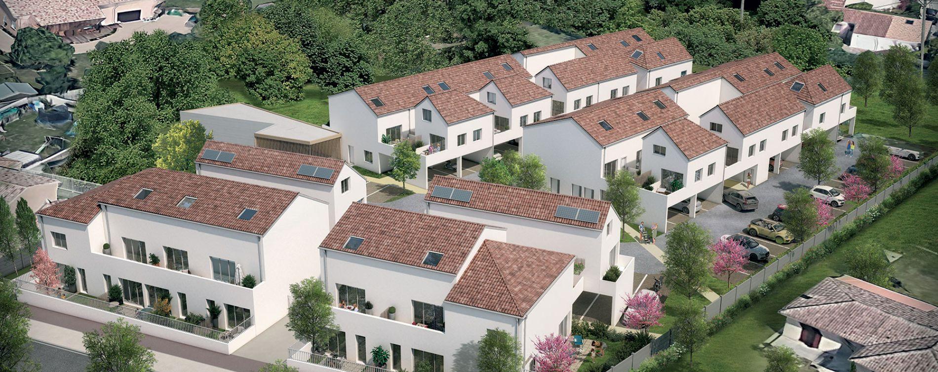 Résidence Midori à Villenave-d'Ornon