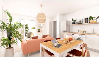 Photo n°5 du Résidence « Midori » programme immobilier neuf en Loi Pinel à Villenave-d'Ornon