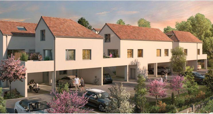 Résidence « Midori » programme immobilier neuf en Loi Pinel à Villenave-d'Ornon n°1