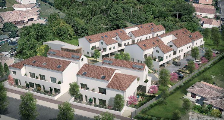 Résidence « Midori » programme immobilier neuf en Loi Pinel à Villenave-d'Ornon n°4