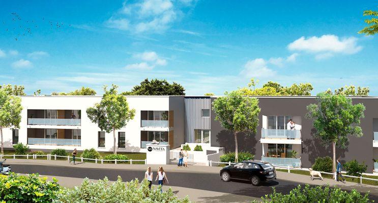 Villenave-d'Ornon : programme immobilier neuf « Navita » en Loi Pinel