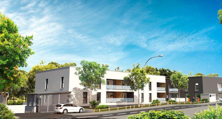Résidence « Navita » programme immobilier neuf en Loi Pinel à Villenave-d'Ornon n°2