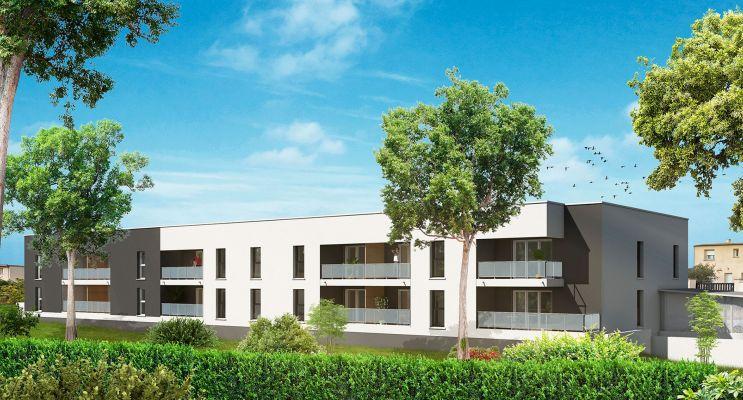 Résidence « Navita » programme immobilier neuf en Loi Pinel à Villenave-d'Ornon n°3