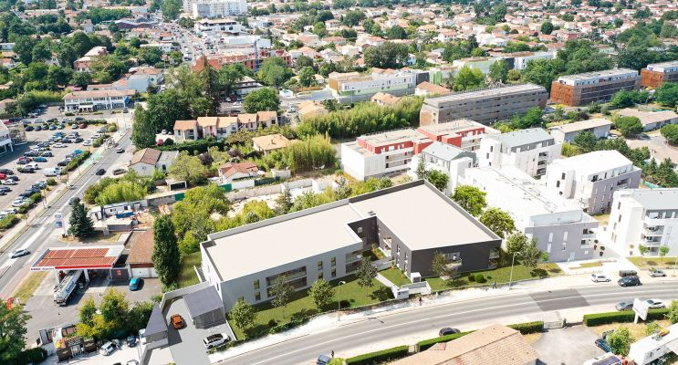 Résidence « Navita » programme immobilier neuf en Loi Pinel à Villenave-d'Ornon n°5
