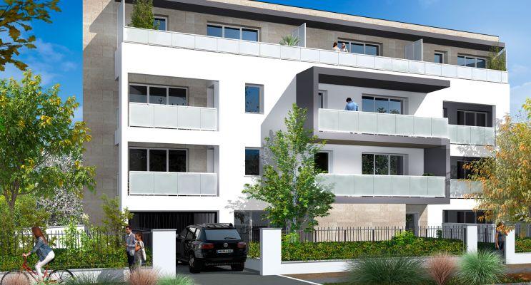 Photo du Résidence « Résidence Victoria » programme immobilier neuf en Loi Pinel à Villenave-d'Ornon