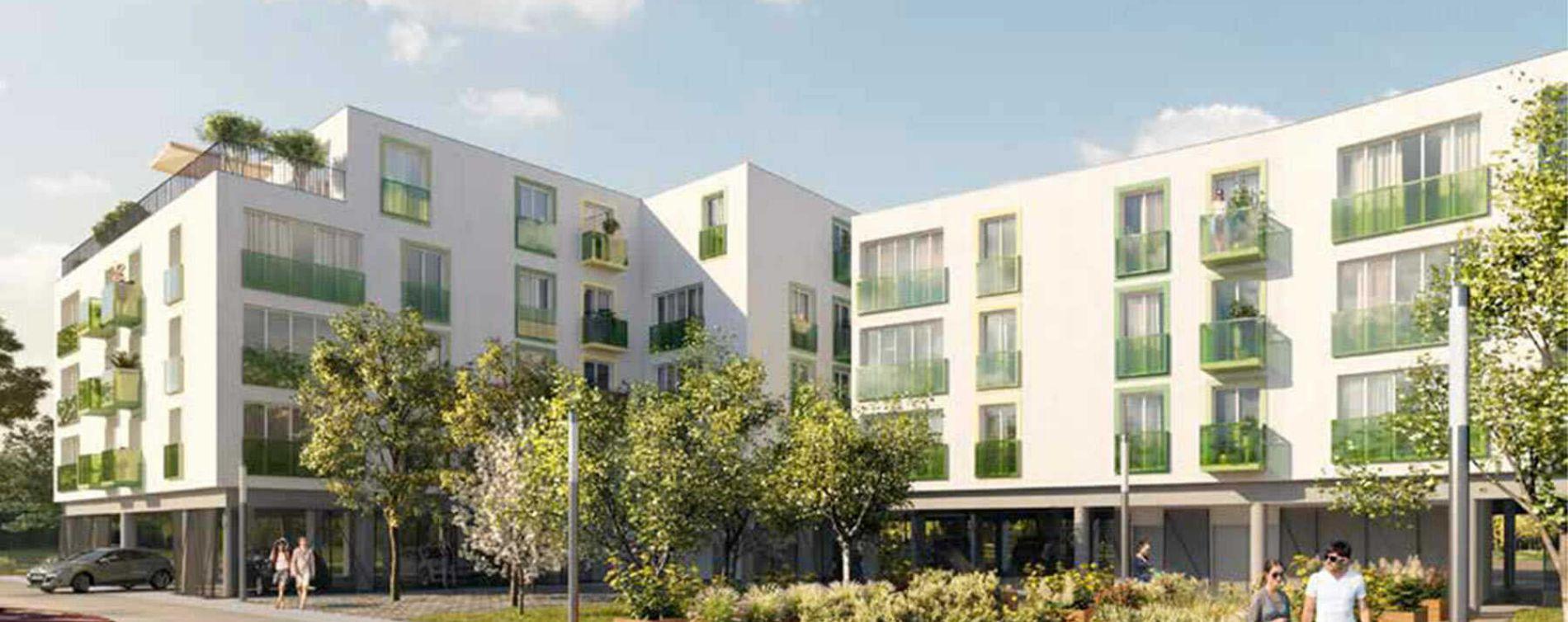 Villenave-d'Ornon : programme immobilier neuve « Ver'tige 2 »