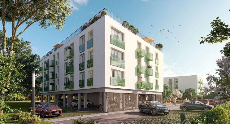 Photo du Résidence « Ver'tige » programme immobilier neuf en Loi Pinel à Villenave-d'Ornon