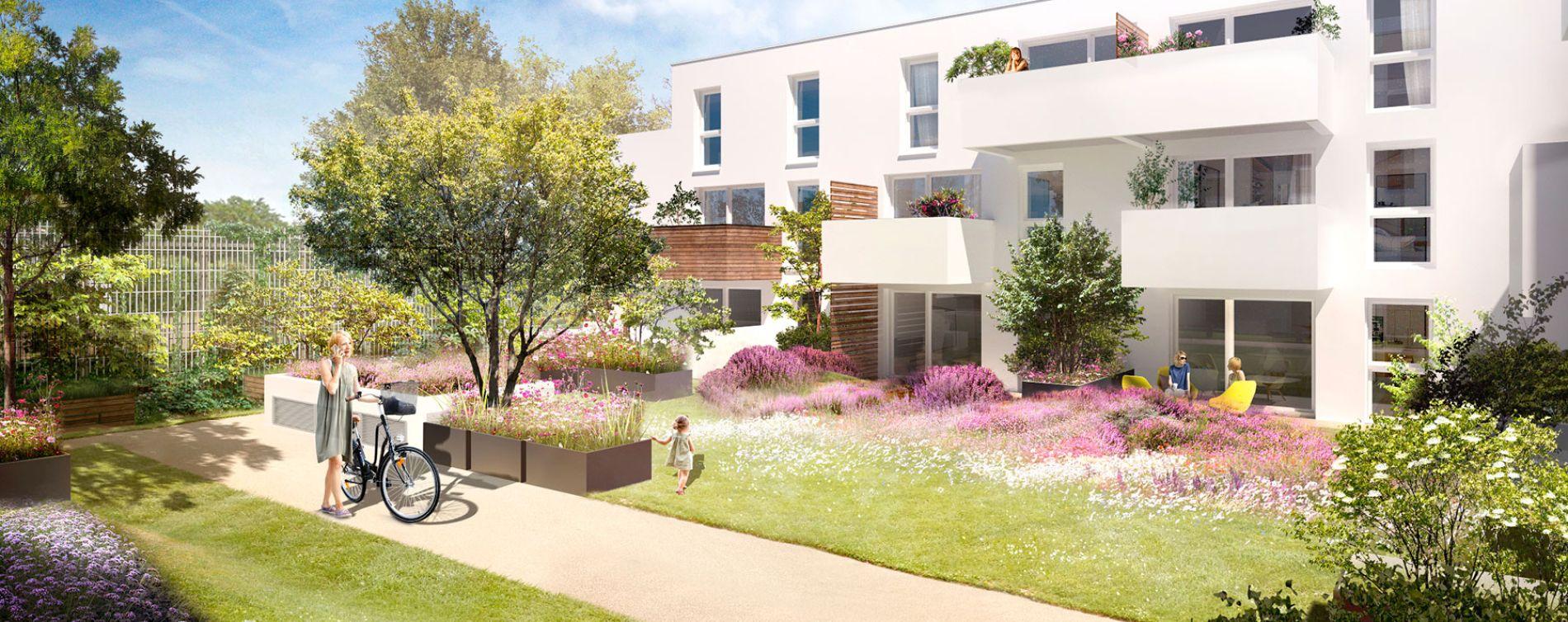 Résidence Vill'Garden 2 à Villenave-d'Ornon