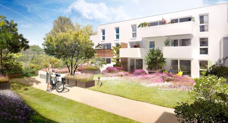 Résidence « Vill'Garden 2 » programme immobilier neuf en Loi Pinel à Villenave-d'Ornon n°1