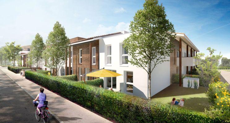 Résidence « Vill'Garden 2 » programme immobilier neuf en Loi Pinel à Villenave-d'Ornon n°2