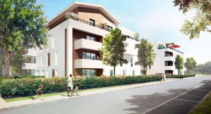 Photo du Résidence « Vill'Garden » programme immobilier neuf en Loi Pinel à Villenave-d'Ornon